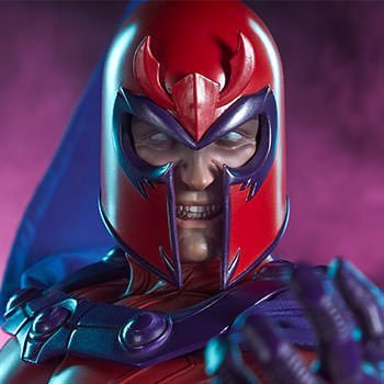 Magneto Maquette by Sideshow Collectibles