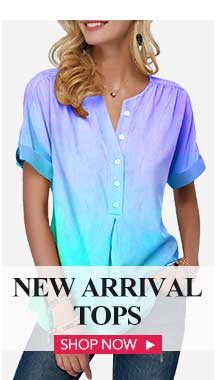 New Arrival Tops