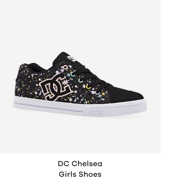 DC Chelsea Girls Shoes