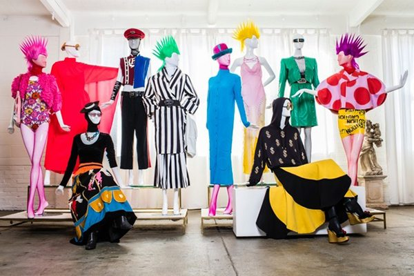 You Don't Have to Be an Extrovert to Love Evolution's Avant-Garde Fashions