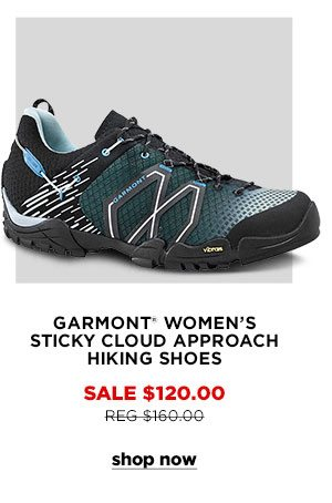 Garmont Women's Sticky Cloud Approach Hiking Shoes - Click to Shop Now