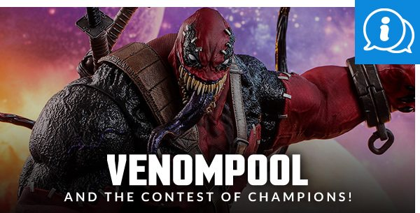 Venompool and the Contest of Champions!