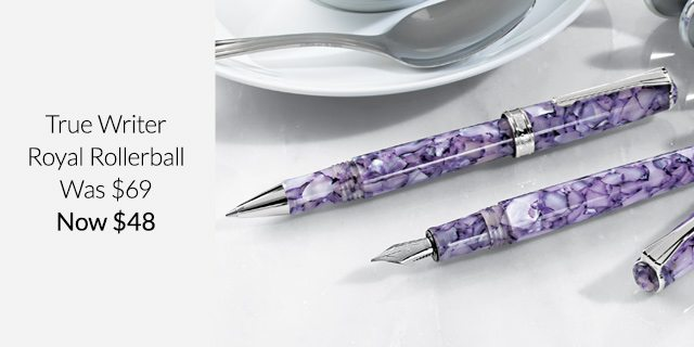 True Writer Royal Rollerball