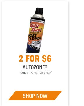 Spring deals for your ride - AutoZone Email Archive