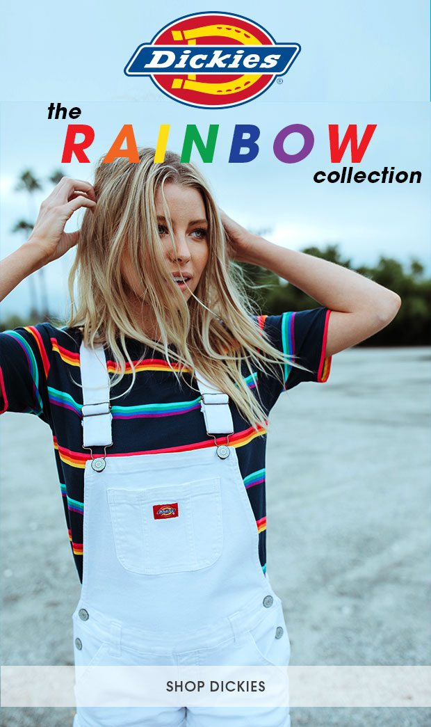 THE RAINBOW COLLECTION - SHOP DICKIES