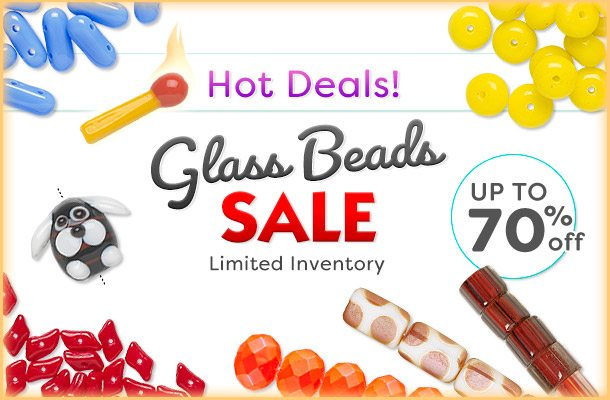 Glass Bead Sale