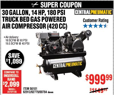 Save up to 73% with Super Coupons - Harbor Freight Tools