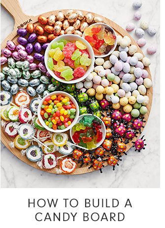 HOW TO BUILD A CANDY BOARD