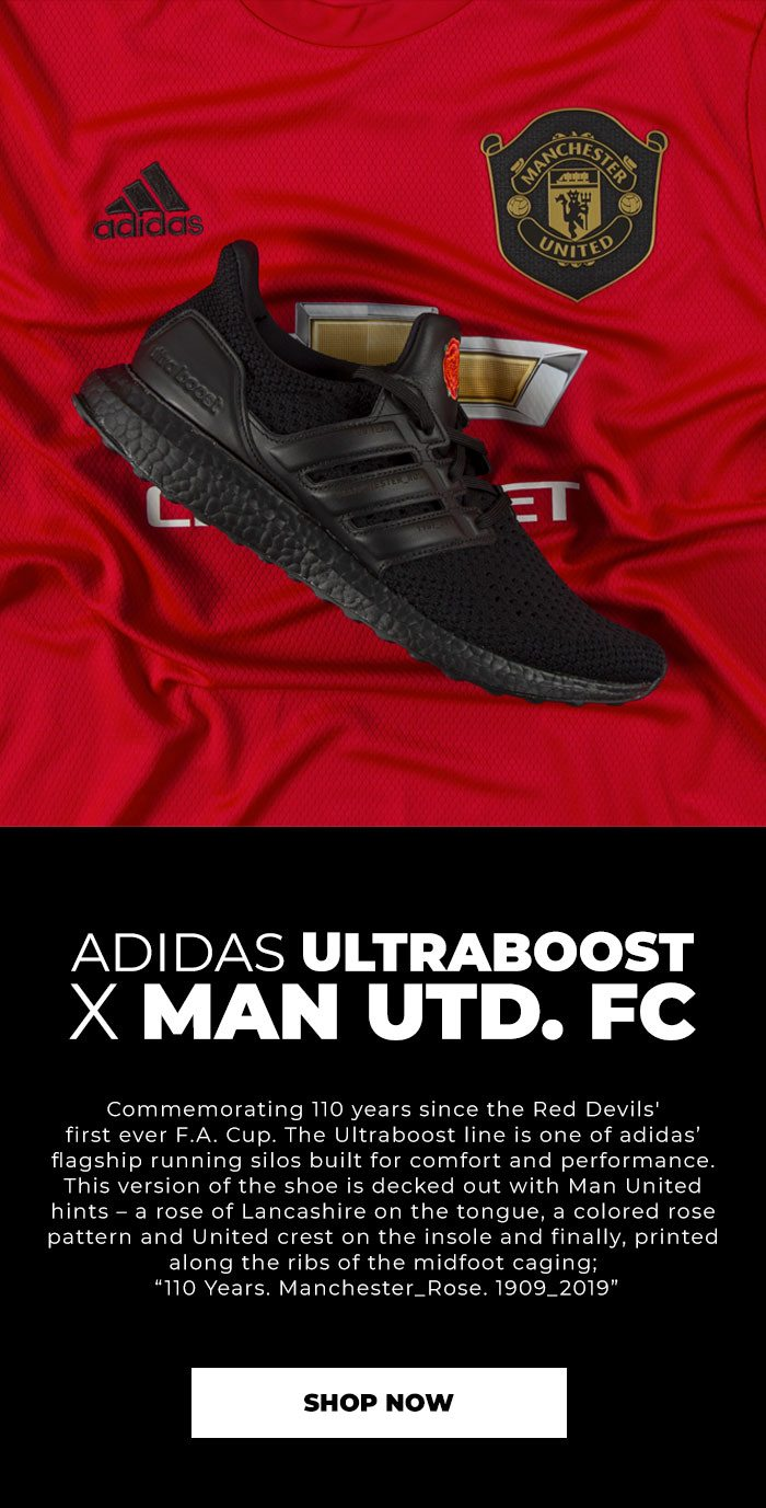 Manchester United Get A New Boost All Things Premier League Worldsoccershop Email Archive