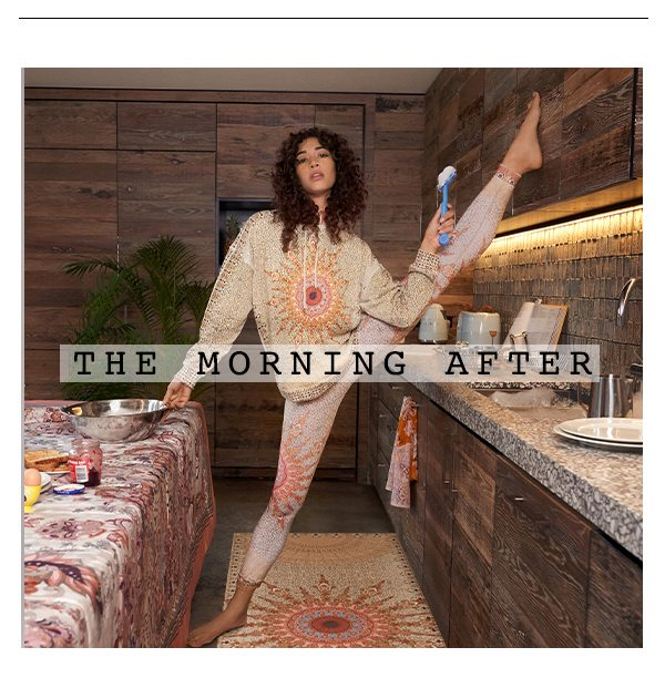 """""""The morning after"""" Yoga Sets"""