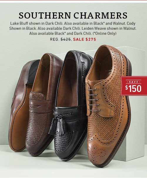 Save $150 on Southern Charmers.