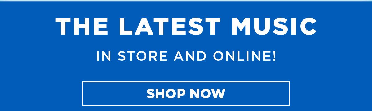 Shop all new music online