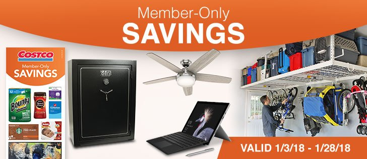 Starts Today Exclusive Member Only Savings Costco