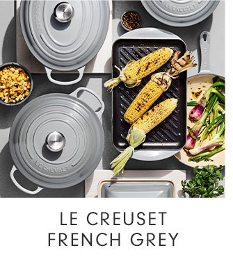 LE CREUSET FRENCH GREY