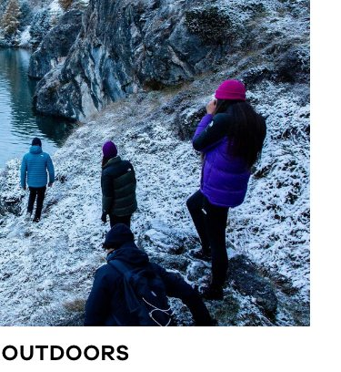 Outdoors   Shop now