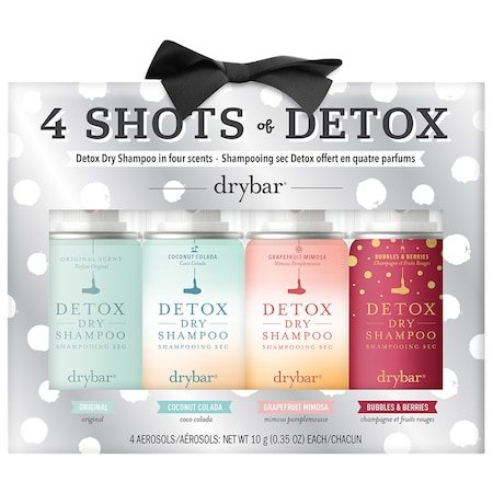 Flight of Detox Dry Shampoo Set