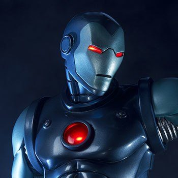 Iron Man Stealth Suit Statue by Sideshow Collectibles