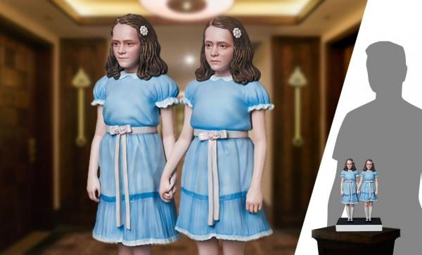 Twins (The Shining) Statue by Medicom Toy