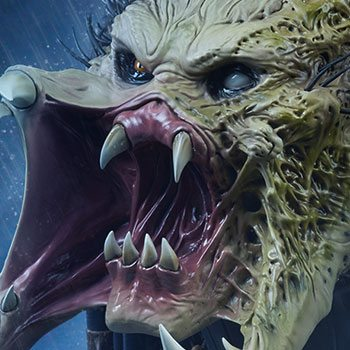 Wolf Predator Legendary Scale™ Bust by Sideshow Collectibles