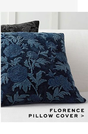 FLORENCE PILLOW COVER