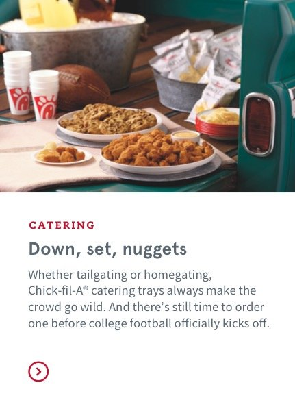 Free Nuggets Anyone Chick Fil A Email Archive