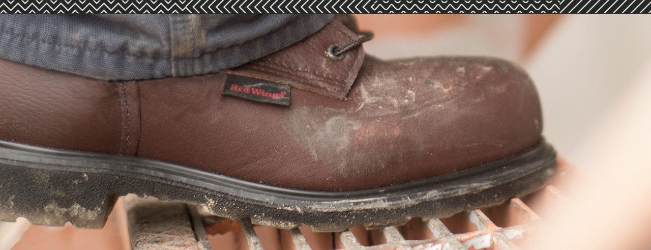 Save $20 on Red Wing Work Boots