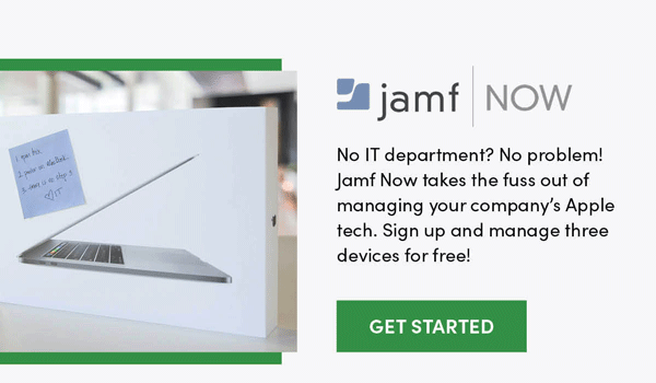 Jamf | Get Started
