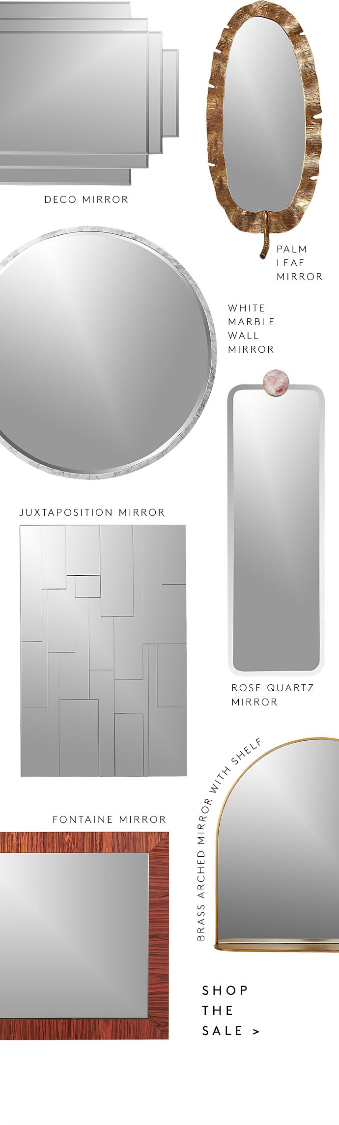 MAJOR MIRROR SALE ENDS TODAY UP TO 40% OFF*