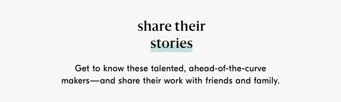 share their stories