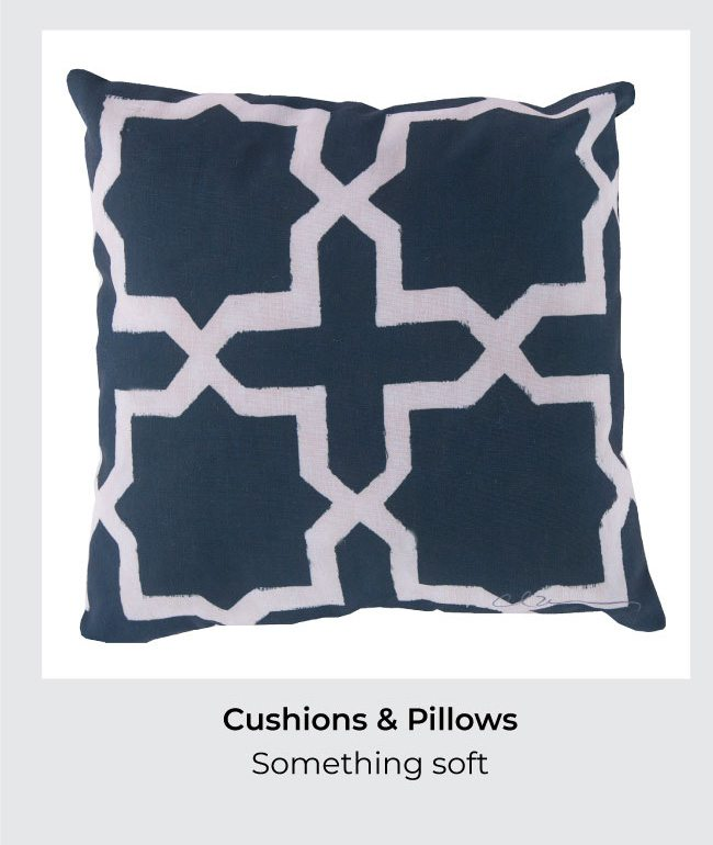Cushions & Pillows