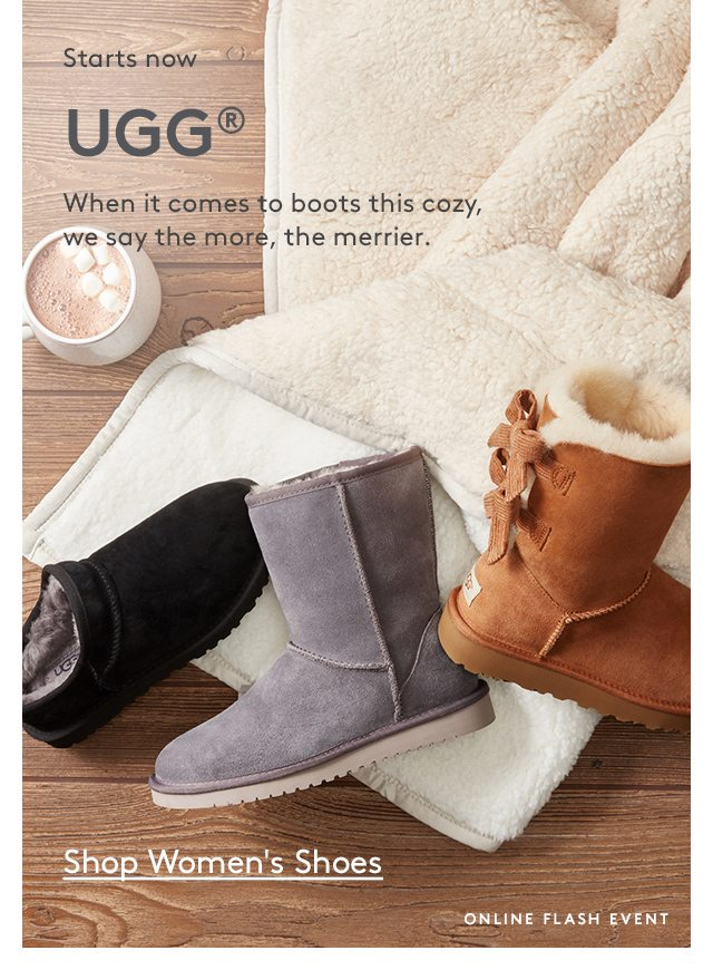 09a2a2c291d The UGG® Event starts now! - Nordstrom Rack Email Archive