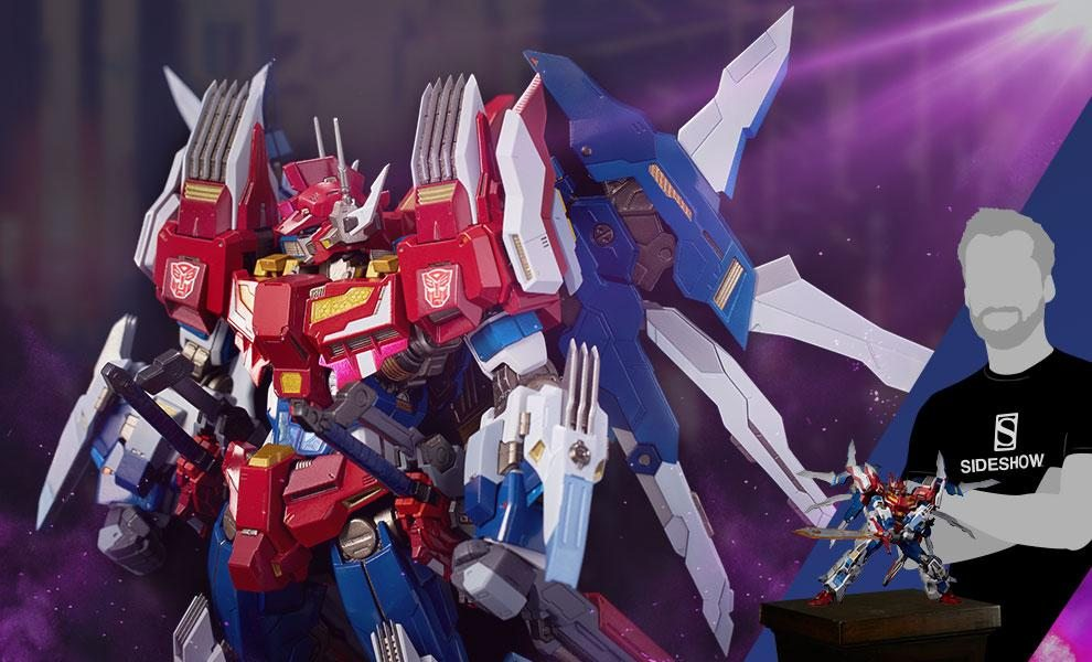 Star Saber (#04) Collectible Figure (Flame Toys)
