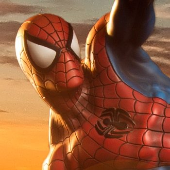 The Amazing Spider-Man Premium Format™ Figure by Sideshow Collectibles