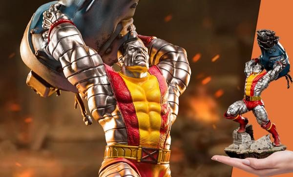 NOW AVAILABLE Colossus 1:10 Scale Statue by Iron Studios