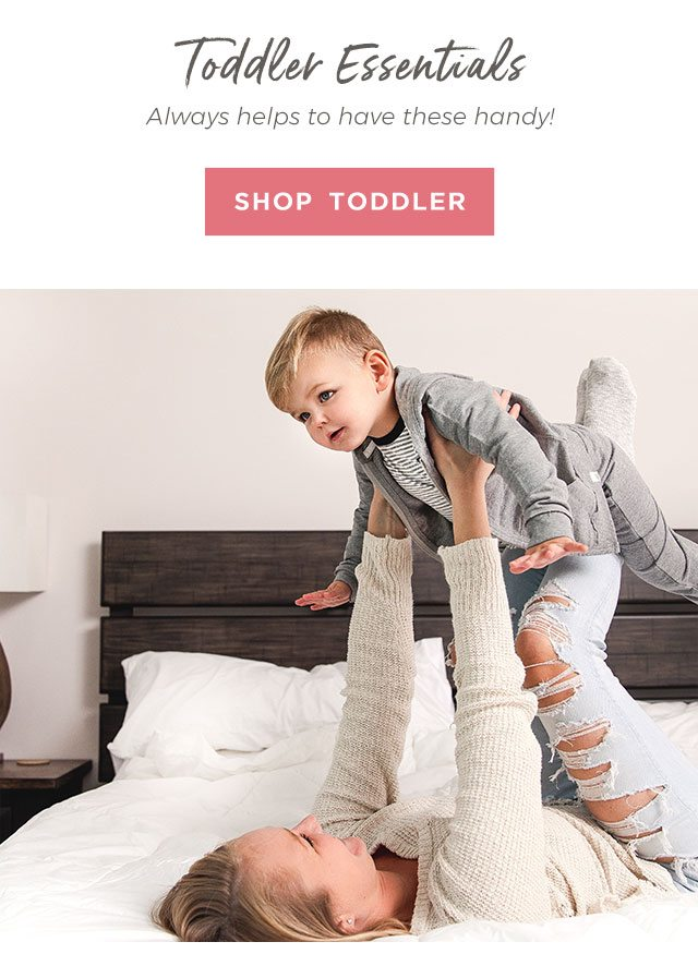 Toddler Basics