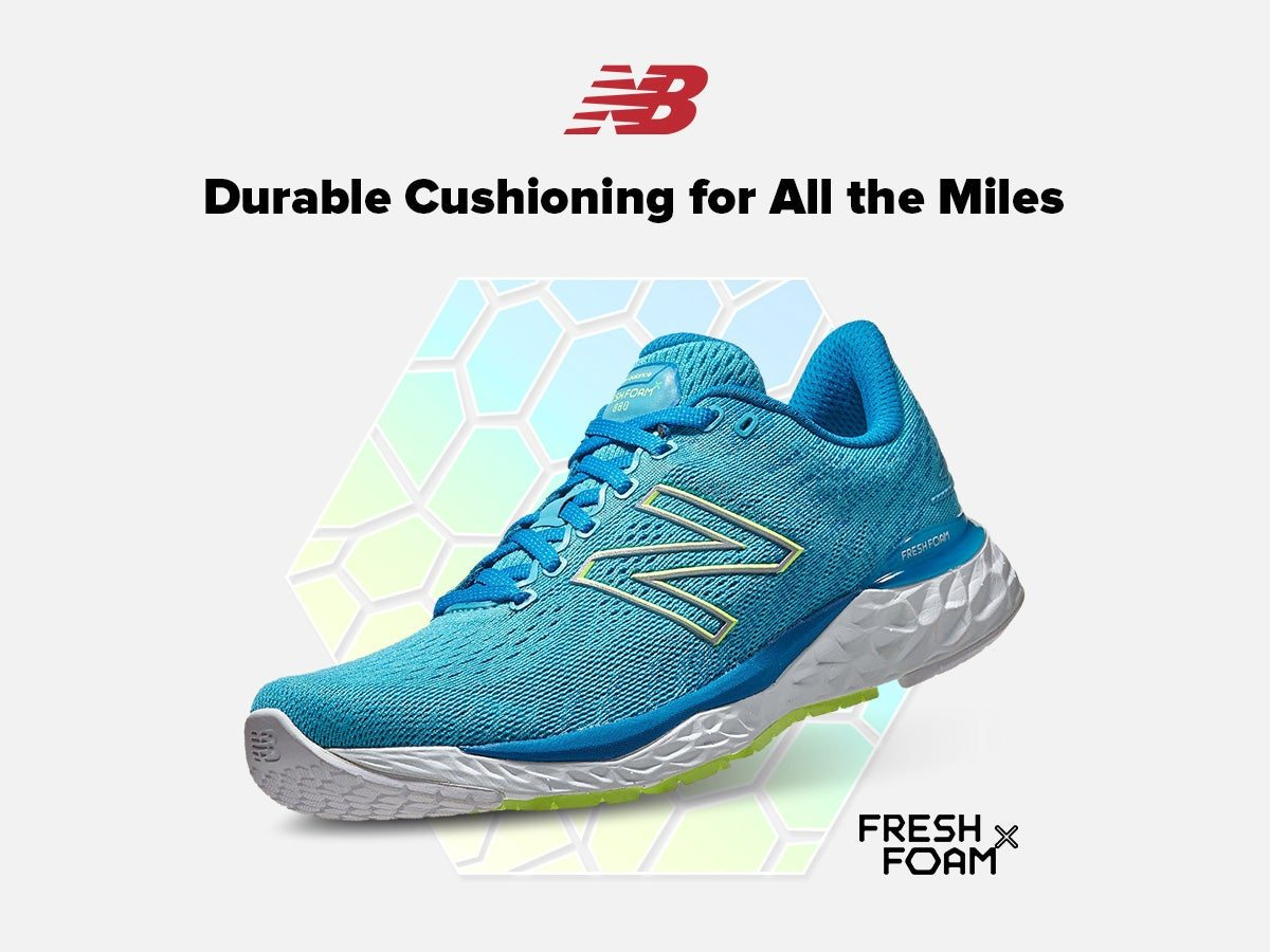 New Balance 880 v11 - Durable Cushioning for All the Miles - Running  Warehouse Email Archive