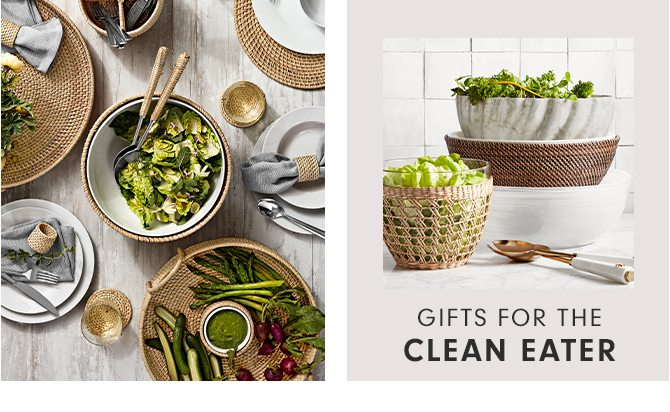 GIFTS FOR THE CLEAN EATER