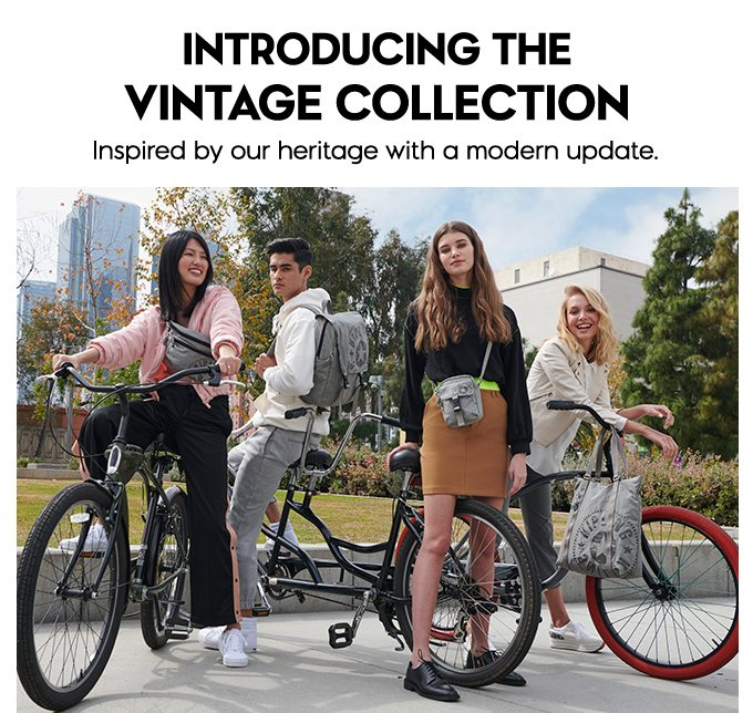 Introducing the Vintage Collection