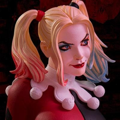 Harley Quinn Statue DC Cover Girls (DC)