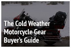 bikebandit blog, the cold weather motorcycle gear buyer's guide