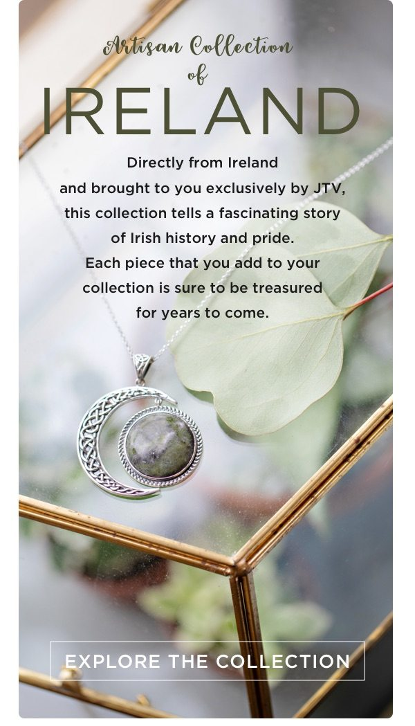 Shop the Artisan Collection of Ireland