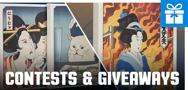 Contests & Giveaways!