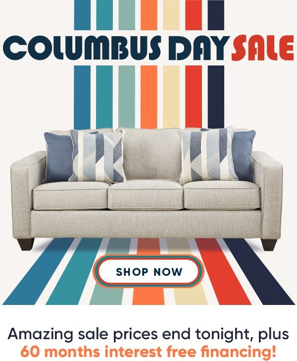 Fantastic Ends Tonight Columbus Day Sale Plus Special Financing Gmtry Best Dining Table And Chair Ideas Images Gmtryco