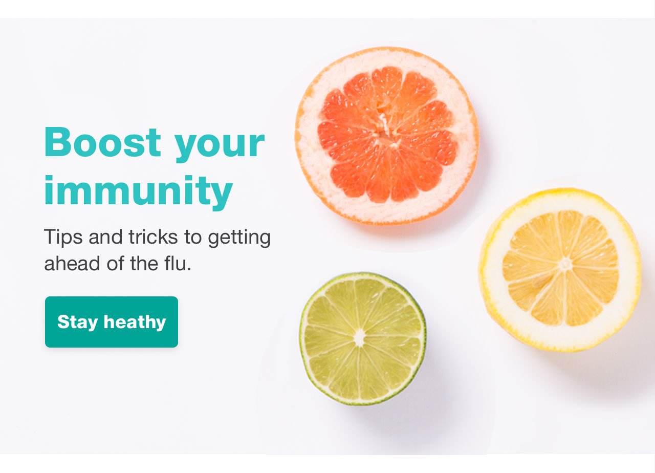 It's the Flu Issue! Our best stay-healthy tips are inside