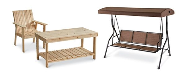 MUST-HAVE PATIO FURNITURE