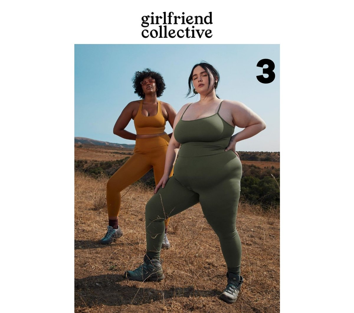 Girlfriend Collective   Shop now