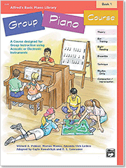 Basic Group Piano Course