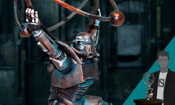 $30 OFF NOW Fallout - Atomic Atlas Statue by Chronicle Collectibles