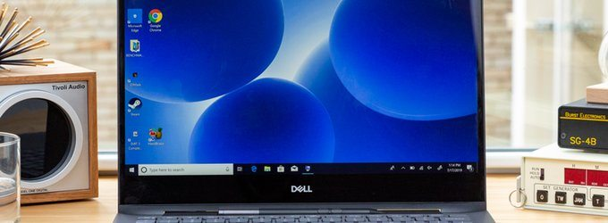 Dell Inspiron 13 7000 2-in-1 Black Edition: Fast Performance, Gorgeous Design