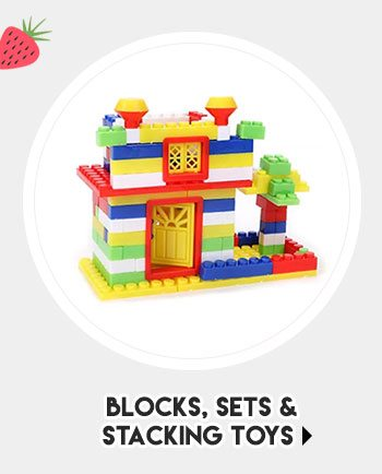 Block, Sets & Stacking Toys